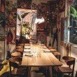 restaurante organik parriya en madrid