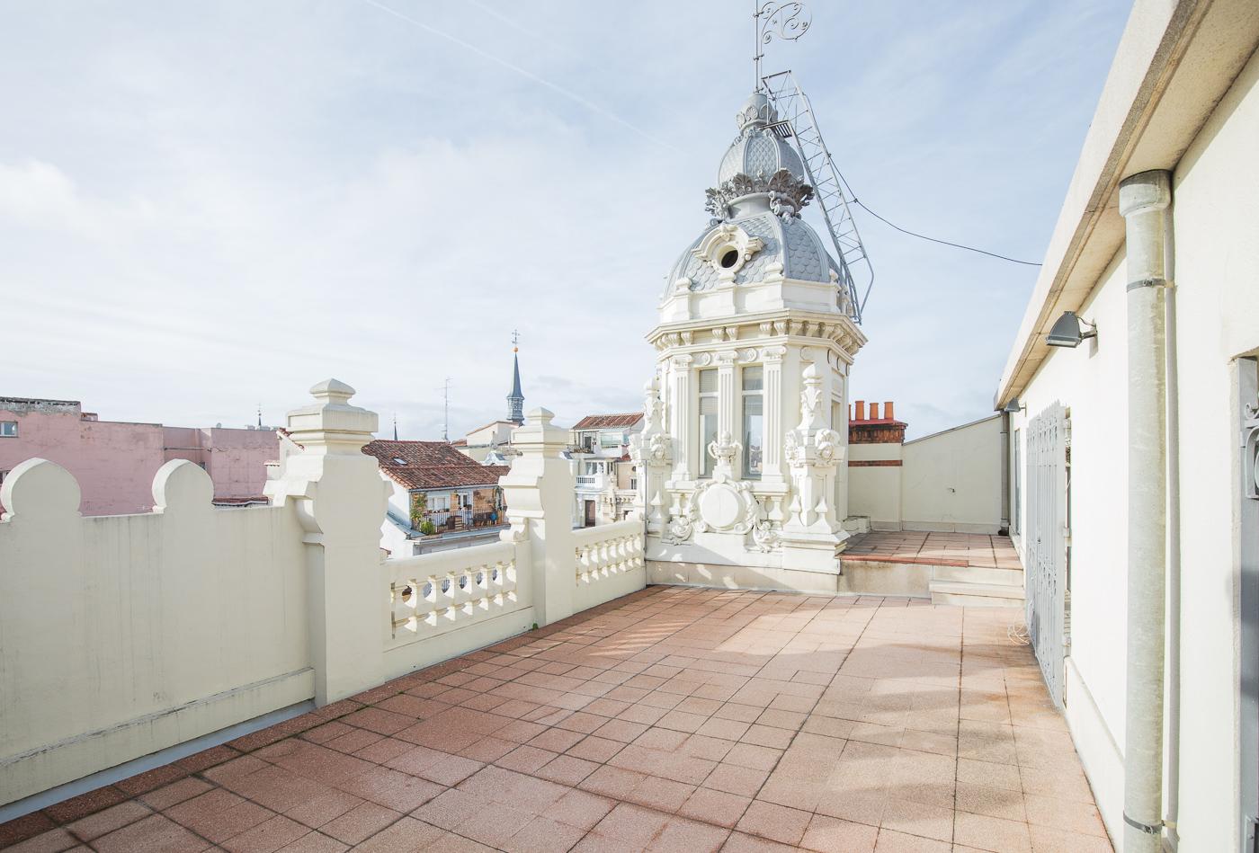 casa para rodajes y eventos en el madrid de los austrias